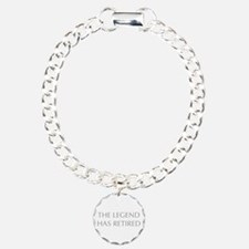 LEGEND-HAS-RETIRED-OPT-GRAY Bracelet