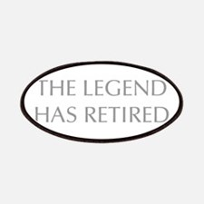 LEGEND-HAS-RETIRED-OPT-GRAY Patches