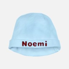 Noemi Santa Fur baby hat
