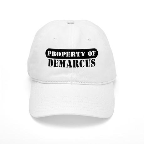 Property of Demarcus Cap