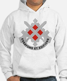 DUI-18th Engineer Brigade Hoodie