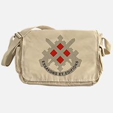 DUI-18th Engineer Brigade Messenger Bag