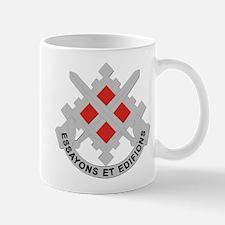DUI-18th Engineer Brigade Mug