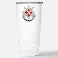 DUI-18th Engineer Brigade Travel Mug
