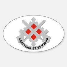 DUI-18th Engineer Brigade Decal