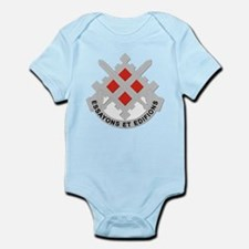 DUI-18th Engineer Brigade Infant Bodysuit