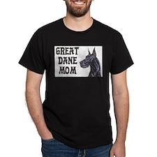C Blk GD Mom T-Shirt