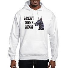 C Blk GD Mom Hoodie