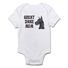 C Blk GD Mom Infant Bodysuit