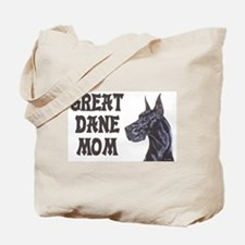 C Blk GD Mom Tote Bag