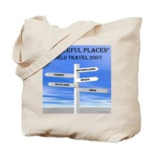 World Travel 2007 Tote Bag