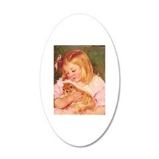 Marie Cassatt's Wall Decal
