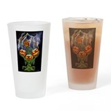 Halloween Pint Glasses
