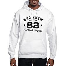 Funny 82nd Birthday Hoodie