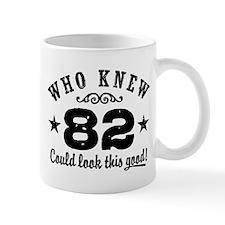 Funny 82nd Birthday Small Mug