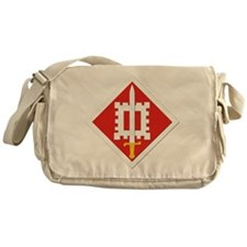 SSI-18th Engineer Brigade Messenger Bag