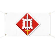 SSI-18th Engineer Brigade Banner