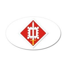 SSI-18th Engineer Brigade Wall Decal