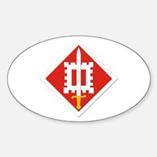 SSI-18th Engineer Brigade Decal