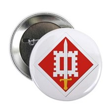 """SSI-18th Engineer Brigade 2.25"""" Button (100 pack)"""