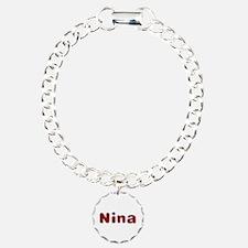 Nina Santa Fur Bracelet