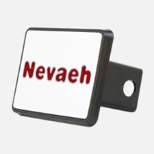 Nevaeh Santa Fur Hitch Cover