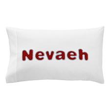 Nevaeh Santa Fur Pillow Case