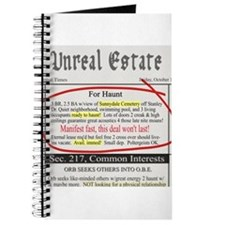 Unreal Estate Journal