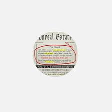 Unreal Estate Mini Button