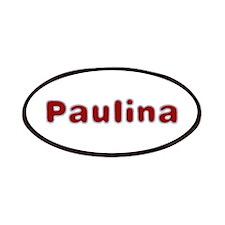 Paulina Santa Fur Patch