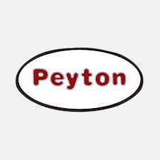 Peyton Santa Fur Patch