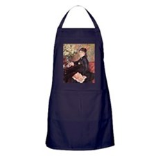 Renoir - The Cup of Chocolate Apron (dark)