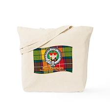 Buchanan Clan Tote Bag