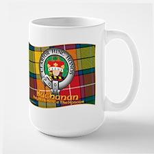 Buchanan Clan Mugs