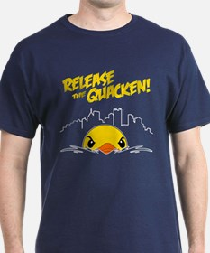 Release The Quacken T-Shirt