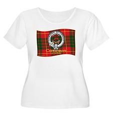 Cameron Clan Plus Size T-Shirt