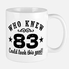 Funny 83rd Birthday Mug