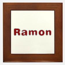 Ramon Santa Fur Framed Tile