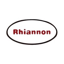 Rhiannon Santa Fur Patch