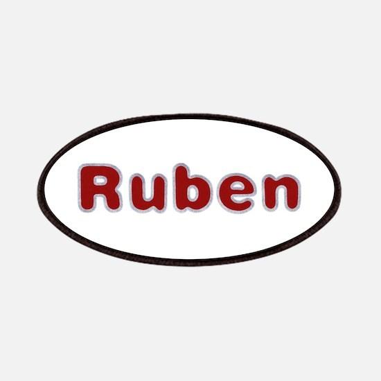 Ruben Santa Fur Patch
