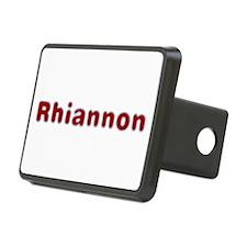 Rhiannon Santa Fur Hitch Cover