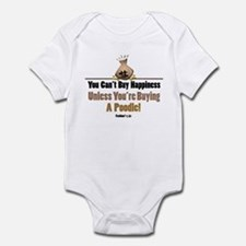 Happy Poodle Infant Bodysuit