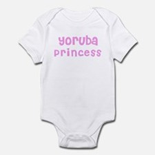 Yoruba Princess Infant Bodysuit