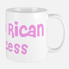 Puerto Rican Princess Small Small Mug