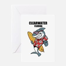 Clearwater, Florida Greeting Cards