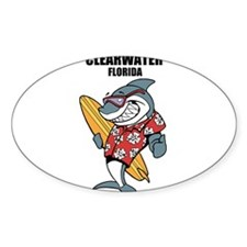 Clearwater, Florida Decal