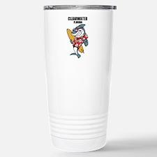 Clearwater, Florida Travel Mug