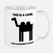 Geometric Camel Mugs