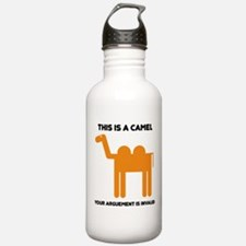 This is a camel Water Bottle