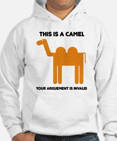 This is a camel Hoodie